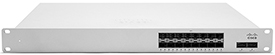 Cisco Meraki MS425-16: 16 Port 10 GbE Aggregation Switch